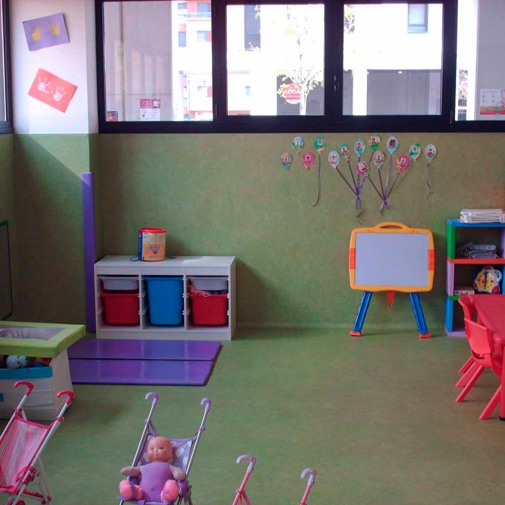 escuela infantil pamplona guarderia mundopeke